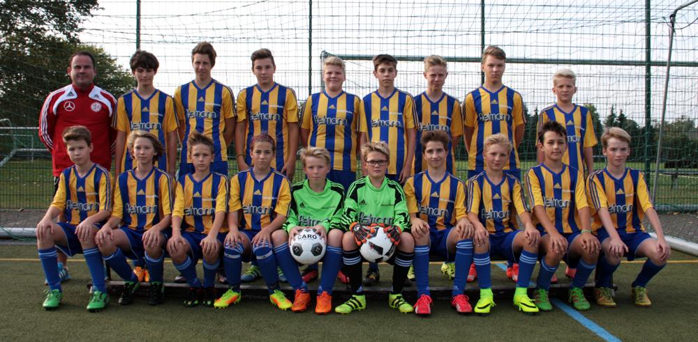 C-Junioren 16-17