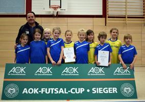 Futsal Maedchen Artikelbild