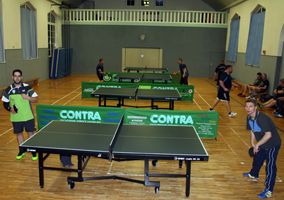 Tischtennis Duo Artikelbild